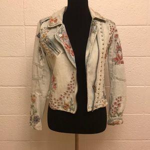 Denim Blank NYC Jacket